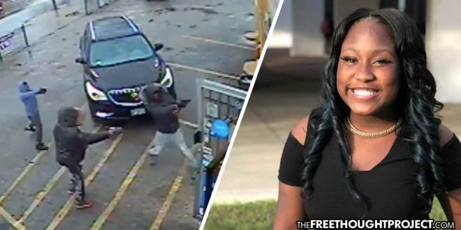 """Chicago: Only Arrest Made In Mass Shooting Was Mother Of Victim – For """"Excessive Grieving"""" (Video)"""