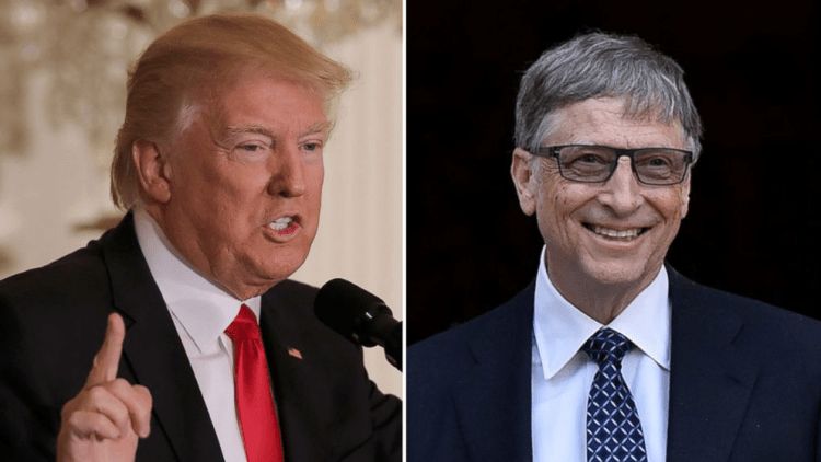 Since When Did Bill Gates Become The President Of The United States? Then Why Is Every Member On Donald Trump's Coronavirus Response Team Pushing His Vaccinations? (Videos)