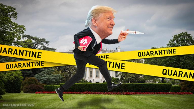CORRUPTION and GREED: Trump's vaccine czar raking in millions in stock profits following public relations propaganda claiming coronavirus vaccine research progress