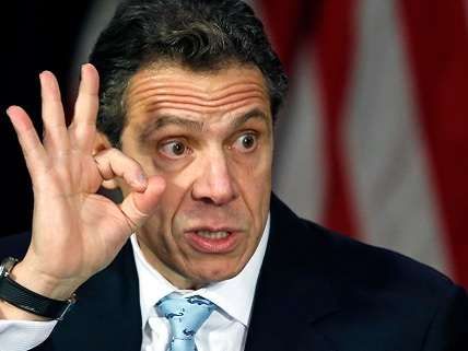 Watch: Andrew Cuomo Now Blaming Nursing Homes For Obeying His Unlawful Orders