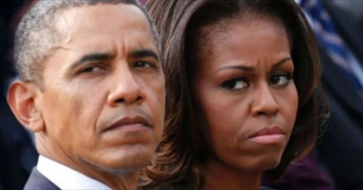 Barack Fires Off Shot At Michelle Obama