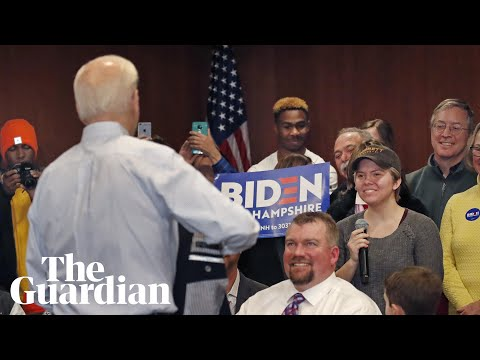 "Watch: Gaffes Pile Up During Bumbling Biden ""Virtual Roundtable"""