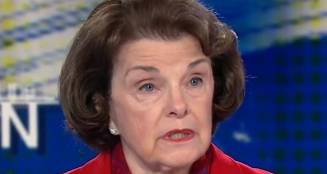 FBI Moves On Dianne Feinstein- Orders Her To Hand Over Documents On Her Husband's Stock Trades