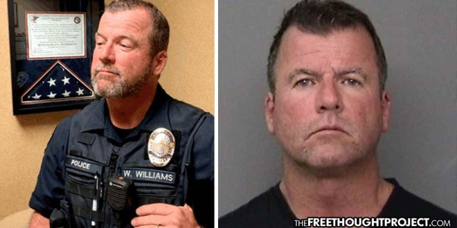 Veteran Cop Arrested for Trafficking Massive Amount of Weed and Cocaine