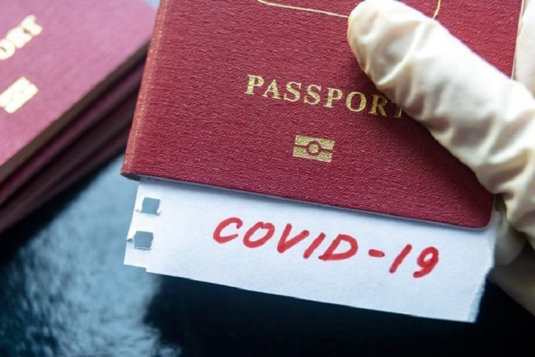 """YOUR """"IMMUNITY PASSPORT"""" FUTURE BEGINS TO MATERIALIZE AS AIRLINES CALL FOR DIGITAL ID TRACKING SYSTEMS"""
