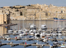 Meet The Company That Flies The Super Rich On Pre-Sanitized Planes To Mega-Yachts In Malta For $16,000/Hour