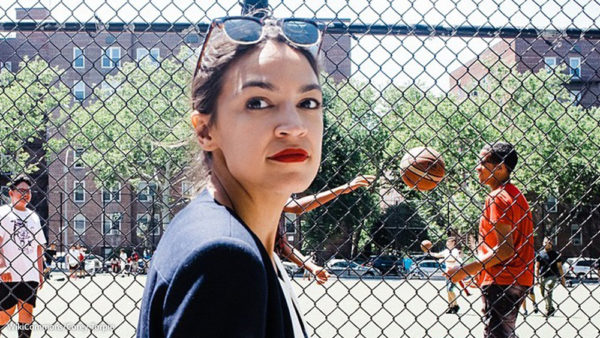 The Antifa rioters, looters, arsonists, vandals, and murderers have at least one confirmed ally in Congress: AOC