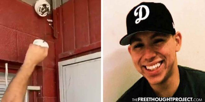 Cops Execute Teen on His Knees, Destroy Security Cameras, Block Autopsy from Family—Lawyer