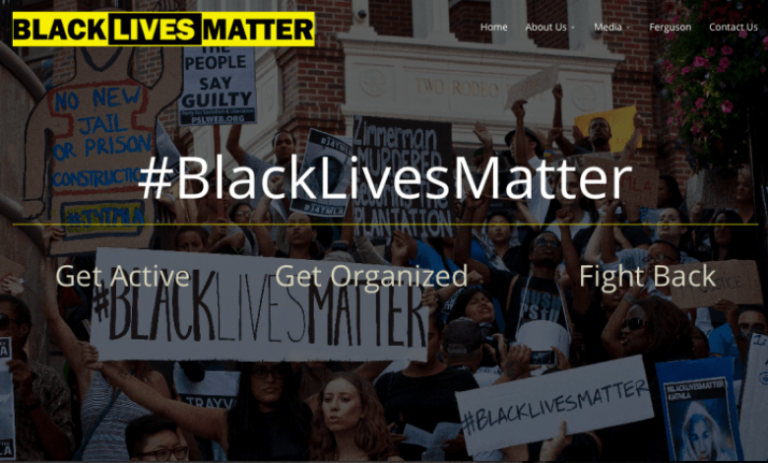 DNC Being Supported Through International Money Laundering Via BlackLivesMatter.Com