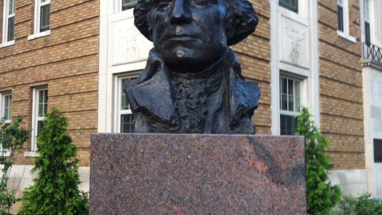 There's No Room For George Washington At George Washington University