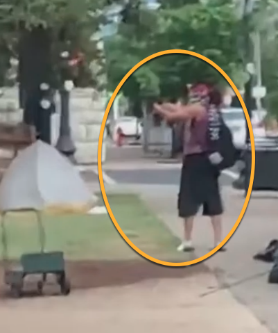 """""""Praying For Our City"""" – Gunman Opens Fire On Protesters At Louisville Park"""