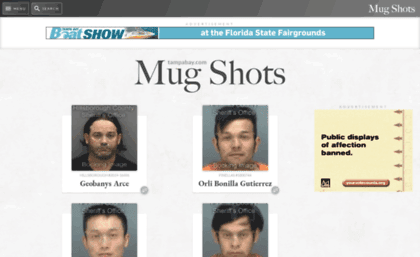 """Tampa Bay Times Stops Publishing Mugshot Gallery Because It """"Disproportionately Show Black and Brown Faces"""" Which """"Further Negative Stereotypes"""""""