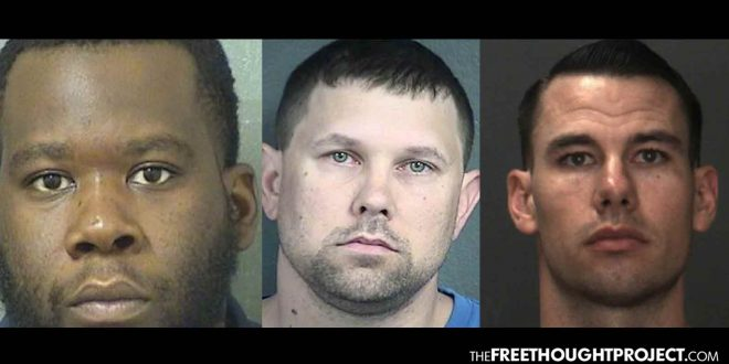 Not Just Brutality—Cops Still Being Arrested for Trafficking, Raping, Exploiting Children