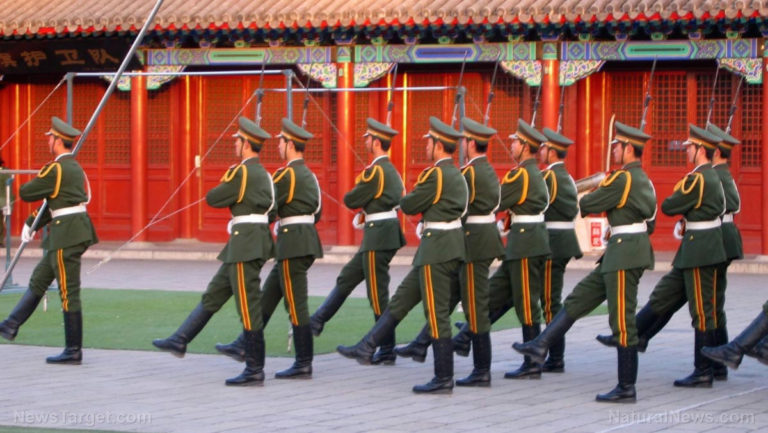 There is a holocaust taking place in China right now and the world is silent