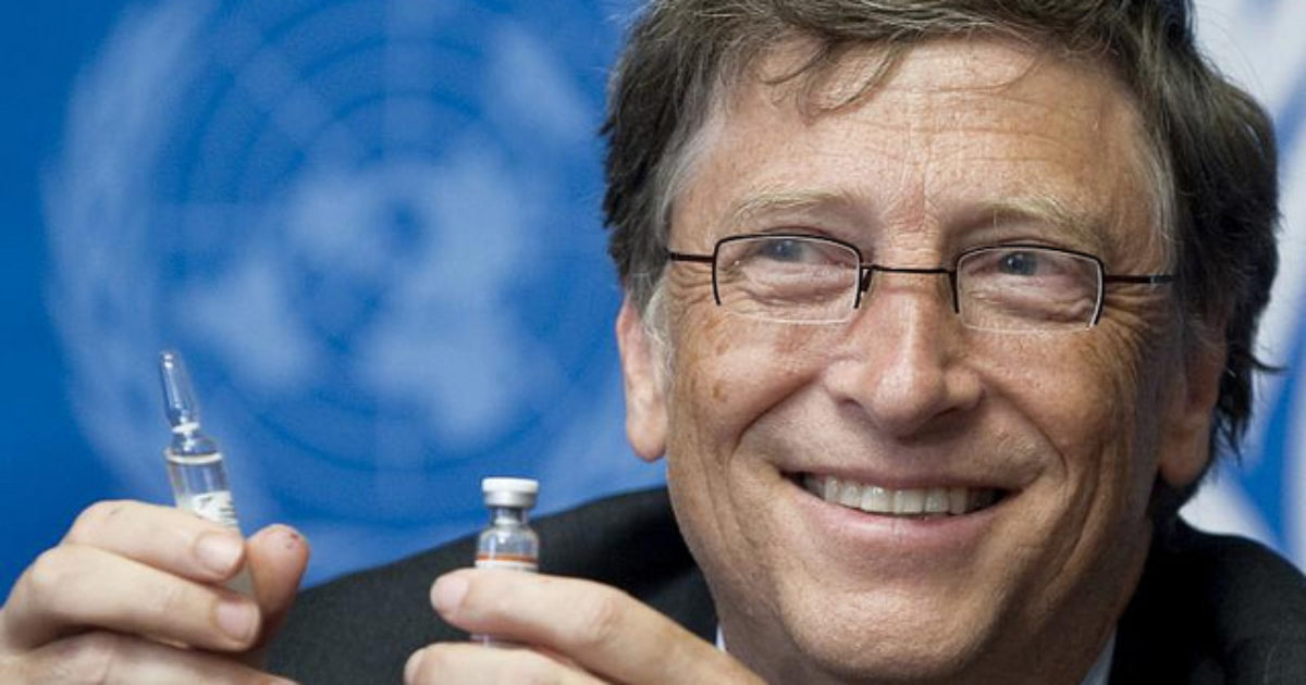 Black people are the first targets of the Bill Gates vaccines… ever wonder why? - DC Clothesline