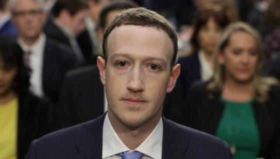 Congressman Files Criminal Referral Against Facebook CEO Mark Zuckerberg