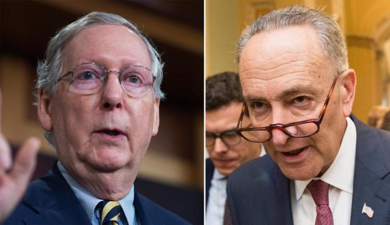 Schumer Fumes Over GOP 'HEALS' Act, Demands Avalanche Of Stimulus To Avoid 'Piecemeal' Solution