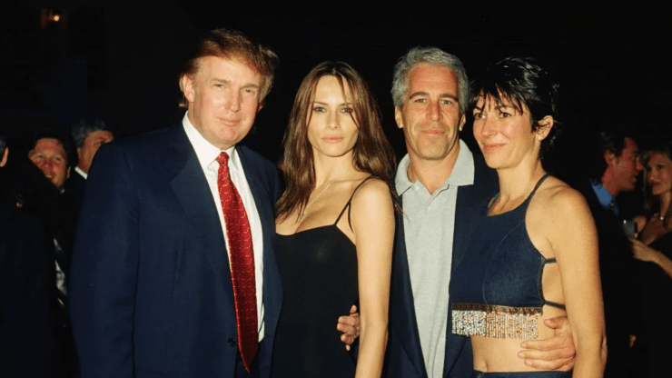 Unsealed Ghislaine Maxwell documents prove President Trump had nothing to do with Epstein's sex-trafficking