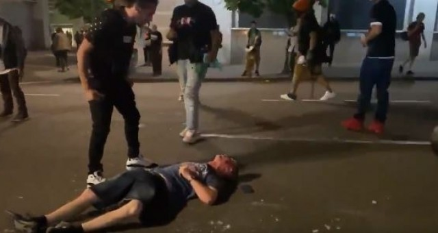 Video: BLM/Antifa 'Protesters' Beat Man To Near Death And One Of The Alleged Thugs Name Just Got Identified