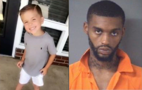 Cannon Hinnant, RIP: 5-Year-Old Boy 'Executed Point Blank' by Criminal Thug While Playing Outside
