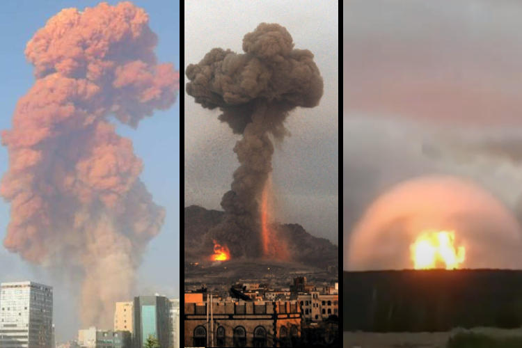 3 OTHER MASSIVE EXPLOSIONS THAT LEFT US WONDERING WHEN TACTICAL NUKES WILL MAKE THEIR DEBUT