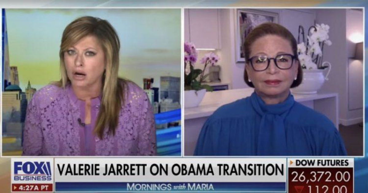 Valerie Jarrett Gets Questioned Over Obama & Biden's Role In Spying On Trump Campaign: 'You Say You Knew Nothing About It? You Were President Obama's Right-Hand!' - DC Clothesline