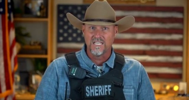 """Patriotic Sheriff Forms """"Citizens Posse"""" Allowing Citizens To Be Deputized To Fight Civil Unrest"""