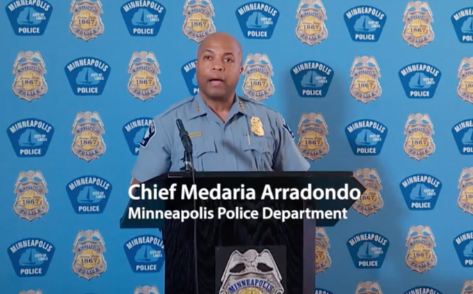 Minneapolis Police Dept. Advises Residents to Submit to Criminals: 'Do As They Say'