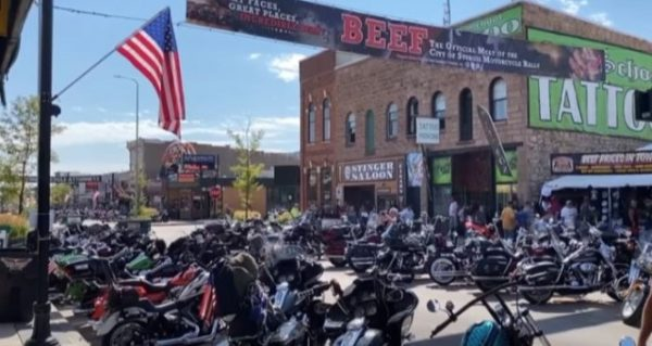 Bikers Storm Into Sturgis for Annual Rally With a Message Liberals Won't Like