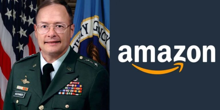 Former NSA Director Who Oversaw Spying Program Joins Amazon's Board Of Directors
