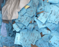 California: Man Finds THOUSANDS Of Unopened Ballots In Garbage Dumpster – Workers Quickly Try To Cover Them Up