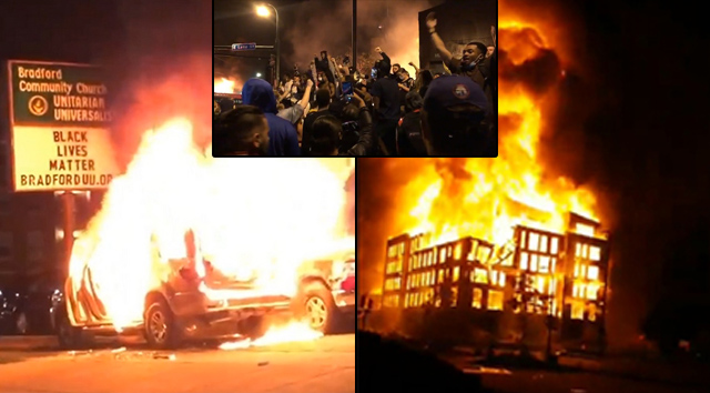 The 2020 Black Lives Matter Riots Are The Most Damaging Riots in U.S. History