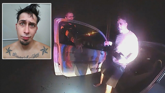 VIDEO: Suspect Cries Victim For Over 7 Minutes Straight Before Pulling Gun And Shooting Two Cops