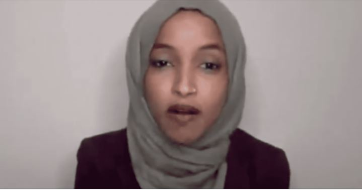 """Ilhan Omar Blames White America For """"Centuries Of Racial Neglect And Oppression"""" That Lead To Months Of Riots And Looting"""