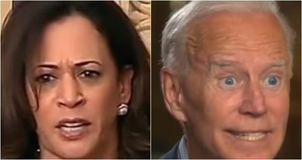"Kamala & Biden Call For ""Overhaul Of Police Departments"" While Our Nation Erupts Into Chaos"