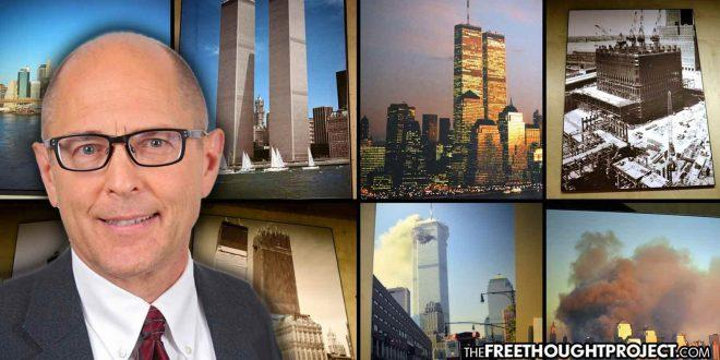 Founder Of Architects & Engineers For 9/11 Truth Richard Gage Destroys Official 9/11 Narrative