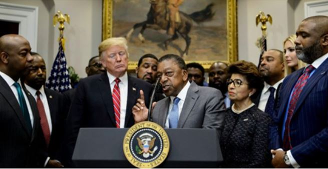 "BET Founder SLAMS Joe Biden And Democrats: ""I Know What President Trump Has Done And What He's Said He Will Do. I Don't Know What Vice President Biden Has Said He Will Do Other Than Masks, Listen To The Scientists."""