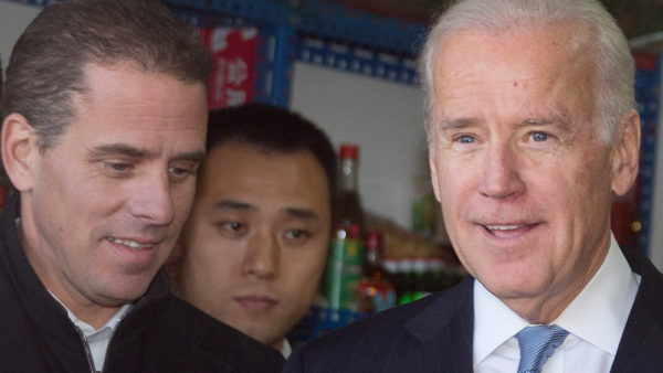 "BOMBSHELL: Hunter Biden audio surfaces, containing CONFESSION of partnership with China ""spy chief"" – National Pulse"