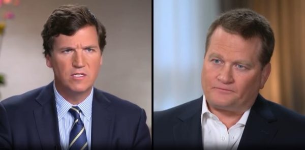 Tucker Carlson Scores Record 7.6M Viewers For Interview With Biden Whistleblower Tony Bobulinski