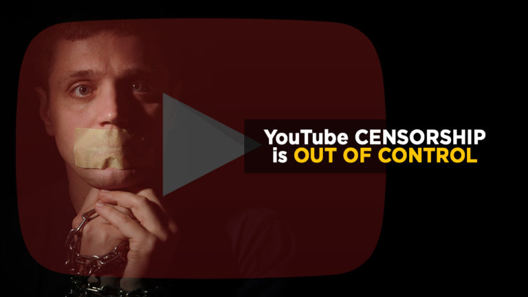 """YouTube confirms it will immediately ban all videos that question the """"official"""" vaccine narrative promoted by the corrupt WHO and vaccine companies"""