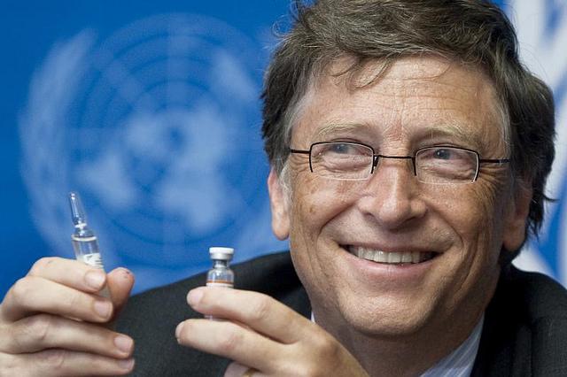 Bill Gates slated to rake in windfall profits from coronavirus vaccines