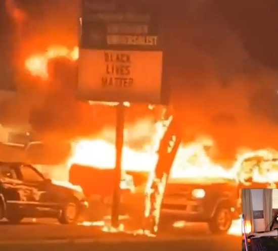 Groups behind U.S. riots linked to Chinese Communist Party