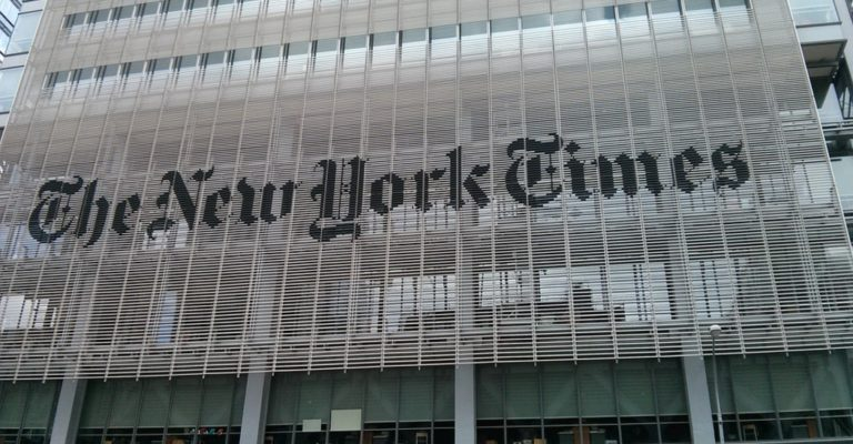 Treason? New York Times calls for U.N. takeover of America