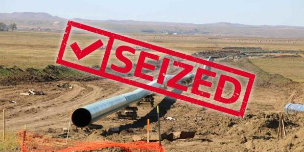 Feds Grant Foreign Oil Company Right To Seize Land From American Property Owners For Pipeline