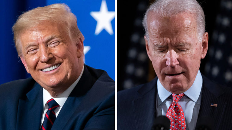 Fake news media tries to GASLIGHT America, claims Biden the winner… Trump fires back with ultimate truth: The media doesn't decide elections