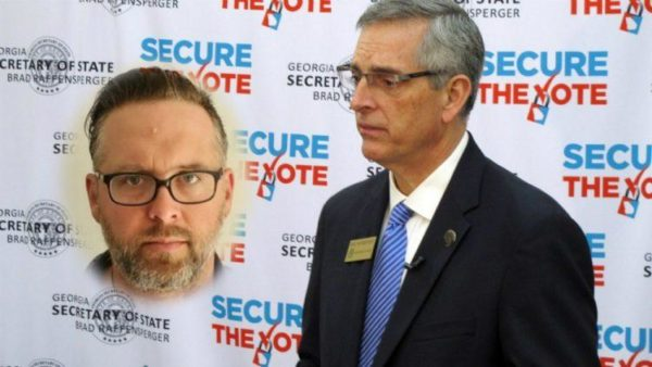 Georgia Secretary Of State Brad Raffensperger Used Dominion's Eric Coomer As Witness For The State To Defend LAST MINUTE COMPUTER CHANGES