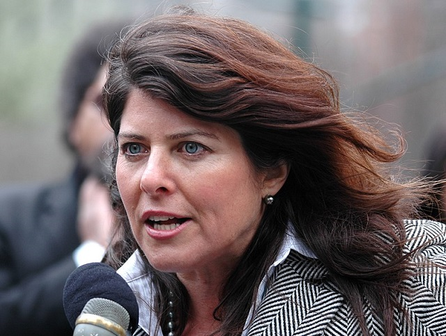 Naomi Wolf: If I Had Known Biden Wanted New Lockdowns 'I Would Never Have Voted For Him'
