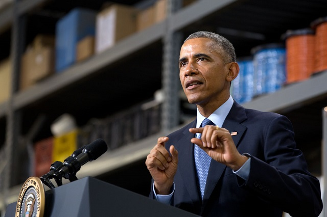 Obama: The Internet is 'The Single Biggest Threat to Our Democracy'