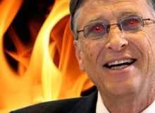 Depopulation vaccine advocate Bill Gates also designed the fraudulent election software used by Dominion