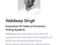 Dominion Exec VP Lets It Slip: Software Switched Votes From One Candidate To Another